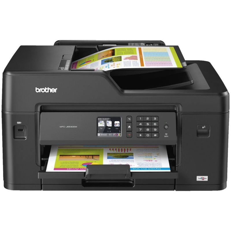 Brother MFCJ6530DW Colour Inkjet A3 Multifunctional