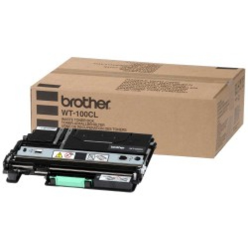 Brother WT-100CL Genuine Waste Toner Bottle - 20k Yield