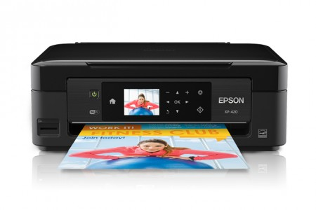 EPSON EXPRESSION HOME XP420