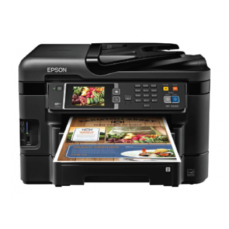 EPSON WORK FORCE 3640
