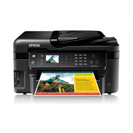EPSON WORKFORCE 3520