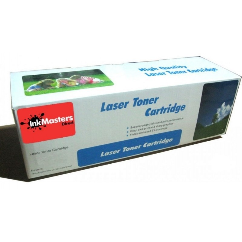 Compatible Fuji Xerox C240 C320 C400 Cyan Toner Cartridge CT200207 - 15,000 Prints