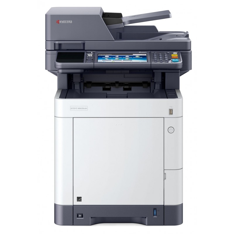 Kyocera Ecosys M6630cidn A4 Colour Multifunction Laser Printer   InkMasters
