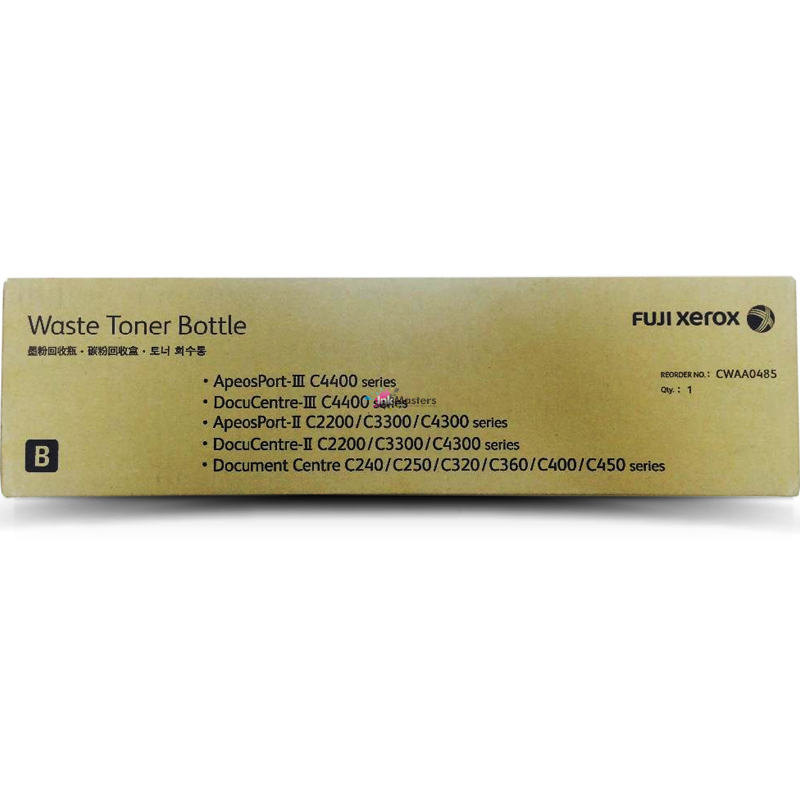 Fuji Xerox CWAA0485 Waste Bottle - 30,000 Prints