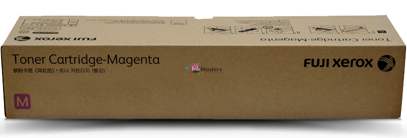 Fuji Xerox CT202398 Genuine Magenta Toner Cartridge 14K Print Yield
