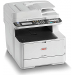 OKI MC363DN Colour Laser Multifunction Printer optional wifi (3 year warranty)