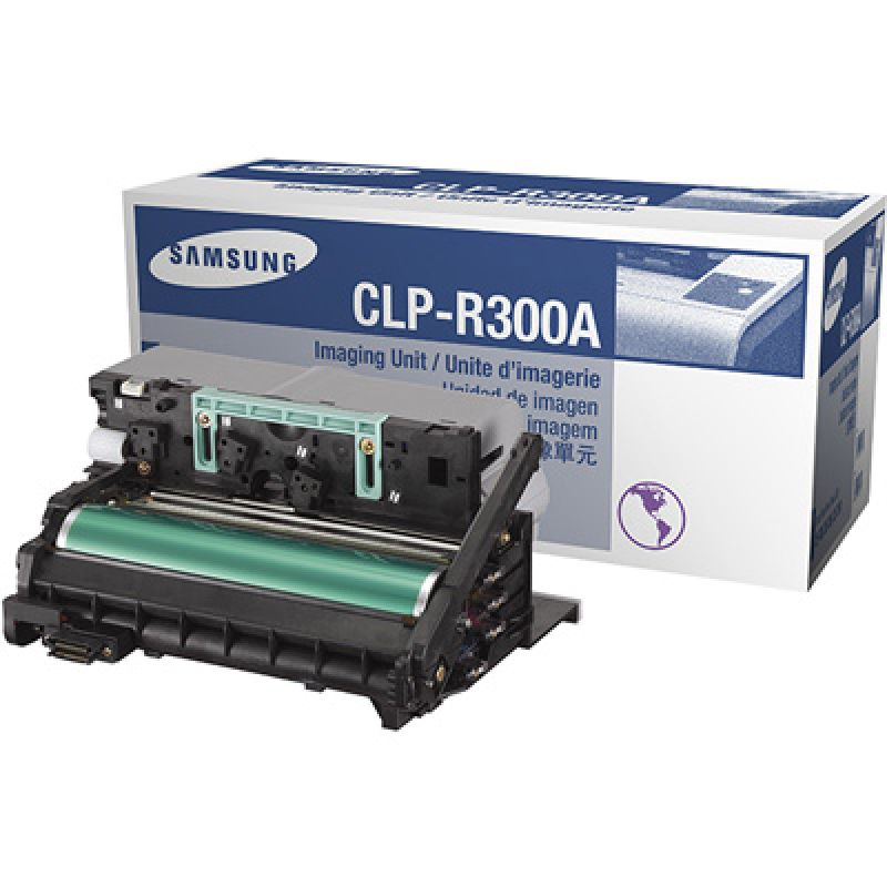 Samsung CLP-R300A Imaging Drum Black Apex 20,000 pages / Colour Apex 12,500 pages (END OF LIFE NO LONGER AVAILABLE)