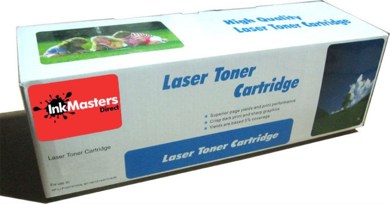 Compatible HP #130A CF353A  Magenta Toner Cartridge
